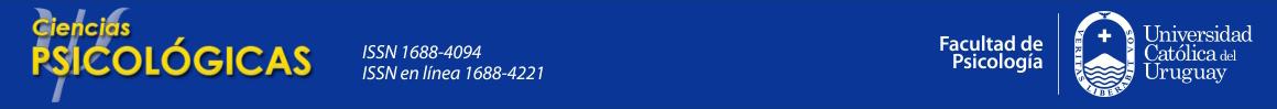 ISSN 1688-4094; ISSN en línea 1688-4221