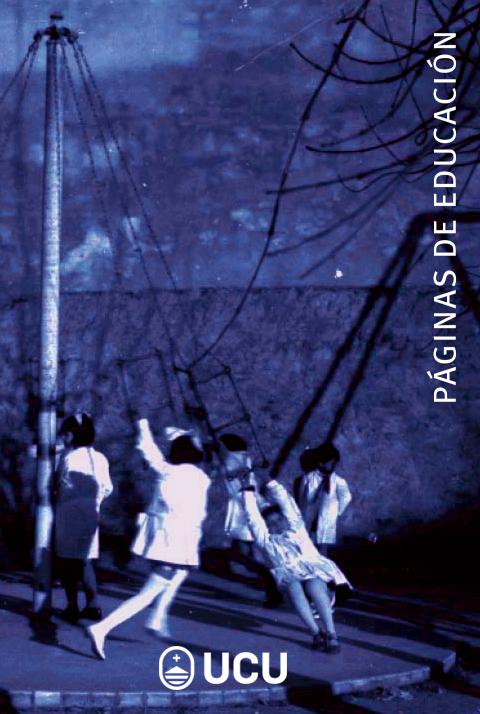 Ver Vol. 13 Núm. 2 (2020): Páginas de Educación