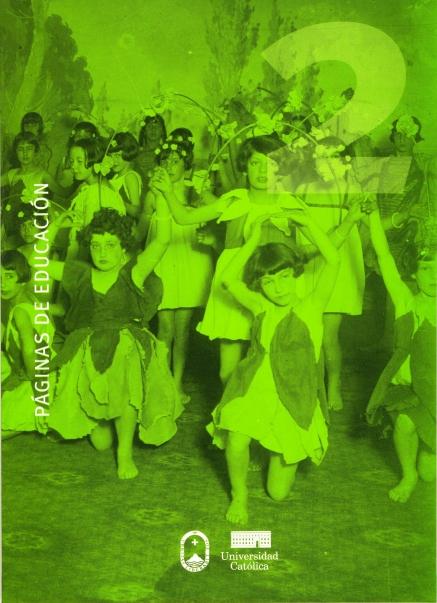 Ver Vol. 2 Núm. 1 (2009): Páginas de Educación