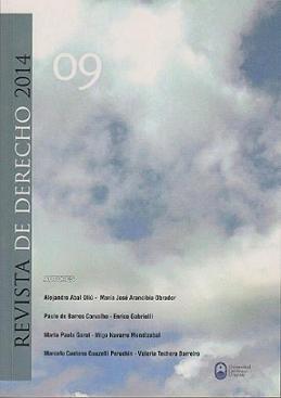 Ver Núm. 9 (2014): Revista de Derecho