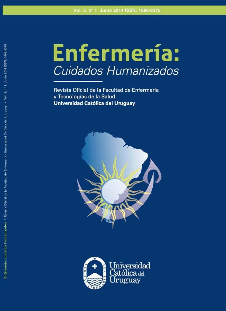 Ver Vol. 3 Núm. 1 (2014): Enfermería: Cuidados Humanizados