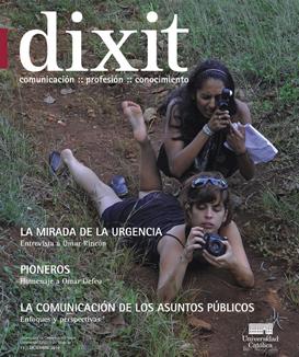Ver Núm. 13 (2010): Dixit