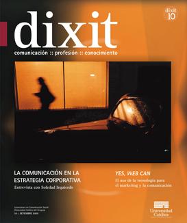 Ver Núm. 10 (2009): Dixit