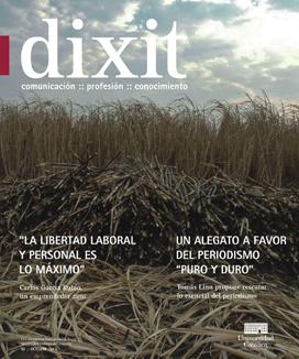 Ver Núm. 7 (2008): DIXIT